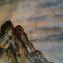 Nicla Rossini - Chinese Ink - Mountains