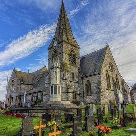 Ian Mitchell - Christ Church