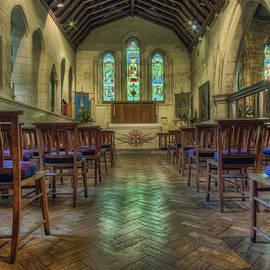 Ian Mitchell - Church Of Our Saviour