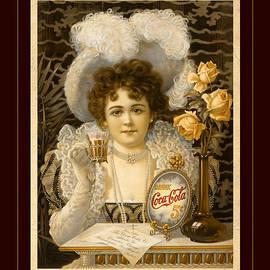 John Stephens - Coca-Cola Vintage Retro Poster