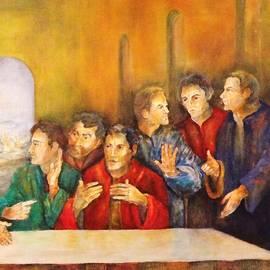 Dagmar Helbig - Detail Of Last Supper