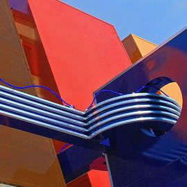 Allen Beatty - Diner Abstract