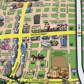 Kevin Middleton - Downtown Austin Texas
