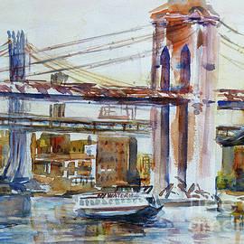 Xueling Zou - Downtown Bridge