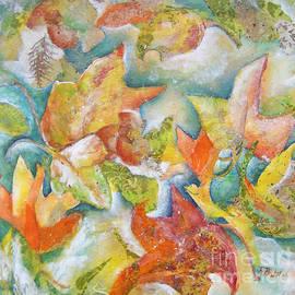 BJ Pinkston - Falling Leaves