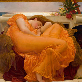 Celestial Images - Flaming June