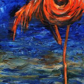 Xueling Zou - Flamingo