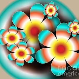 Iris Gelbart - Floral Target