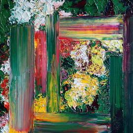 Teresa Wegrzyn - Garden
