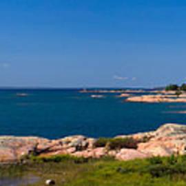 Les Palenik - Georgian Bay Coastline