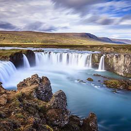 Alexey Stiop - Godafoss waterfall
