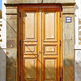 John Babis - Greek Door