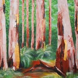 Michelle Pope - Gum Tree City
