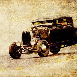 Steve McKinzie - Hot Rod Ford