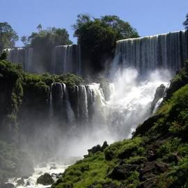 Barbie Corbett-Newmin - Iguassu Falls