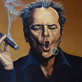 Paul  Meijering - Jack Nicholson