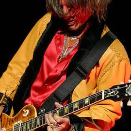 Don Olea - Joe Perry Aerosmith