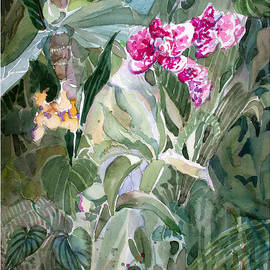 Mindy Newman - Jungle Orchids