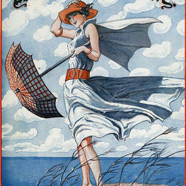 The Advertising Archives - La Vie Parisienne  1923 1920s France
