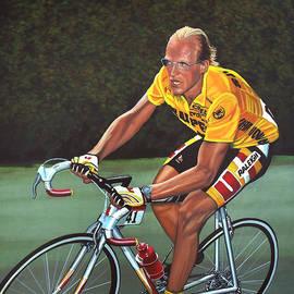 Paul  Meijering - Laurent Fignon