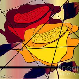 Iris Gelbart - Les Fleurs