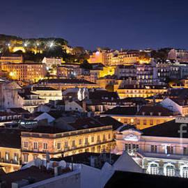 Carlos Caetano - Lisbon Downtown
