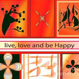 Iris Gelbart - Live Love and be Happy