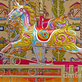 Ann Horn - London Carousel
