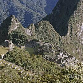 Rudi Prott - Machu Picchu Peru