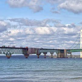 Mackinac Bay Bridge