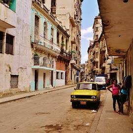 David Coomber - Mean Street Havana