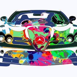 Victor Arriaga - Mercedez Benz