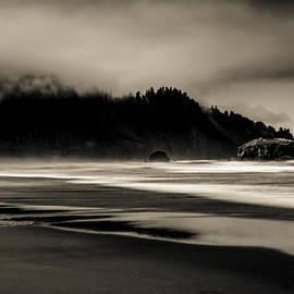 Paul Haist - Moody Oregon Beach