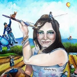 Shana Rowe - My Life as a Painter
