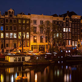 Jenny Rainbow - Night Lights on the Amsterdam Canals 7. Holland