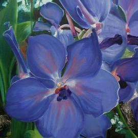 Donna Tuten - Orchids