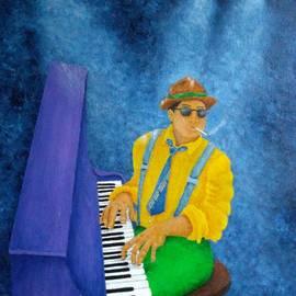 Pamela Allegretto - Piano Man