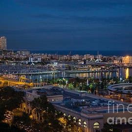 Rene Triay Photography - Port Vell Marina Barcelona Spain