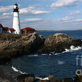Patricia Betts - Portland Head Lighthouse