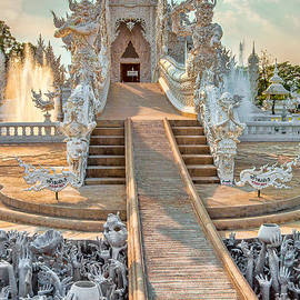 Adrian Evans - Rong Khun Temple
