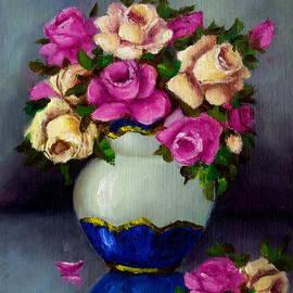 Amani Al Hajeri - Roses