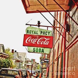 Scott Pellegrin - Royal Pharmacy Soda Sign