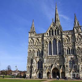 Robert Preston - Salisbury Cathedral Wiltshire