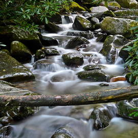 Frozen in Time Fine Art Photography - Scenic Cascade