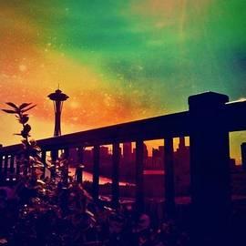 Eddie G - Seattle Space Needle