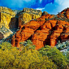 Bob and Nadine Johnston - Sedona Arizona - Wilderness Area