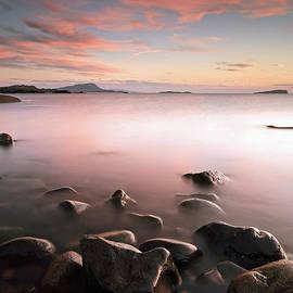 Grant Glendinning - Seil Island Sunset