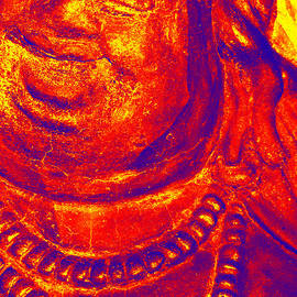 Roselynne Broussard - Smiling Buddha