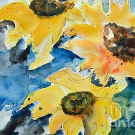 Ismeta Gruenwald - Sunflowers
