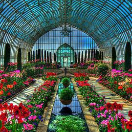 Amanda Stadther - Sunken Garden Como Conservatory